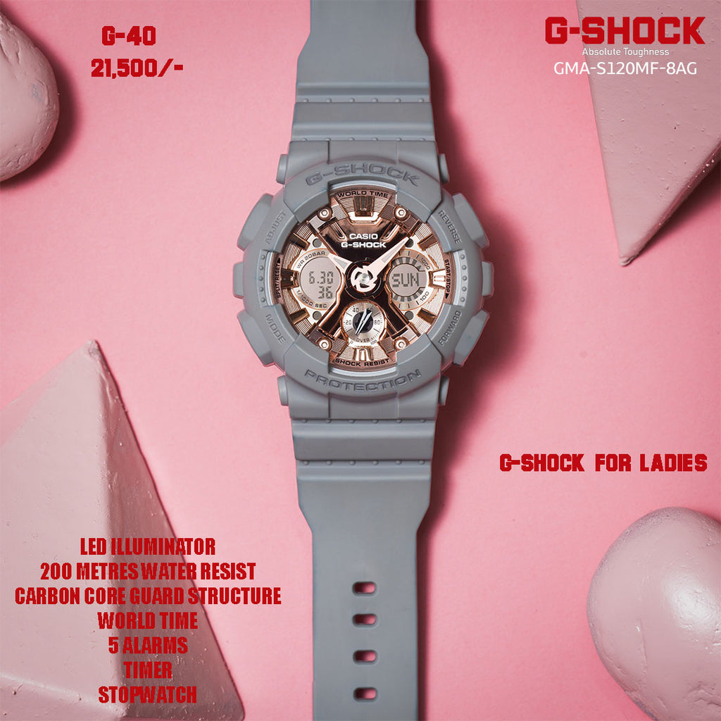 Casio G-SHOCK for Ladies G 40