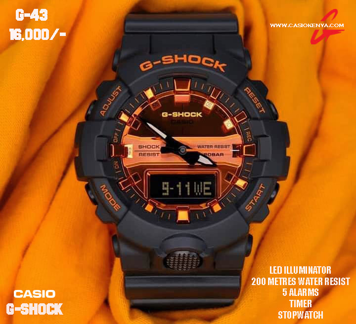 Casio G-SHOCK for Men G 43