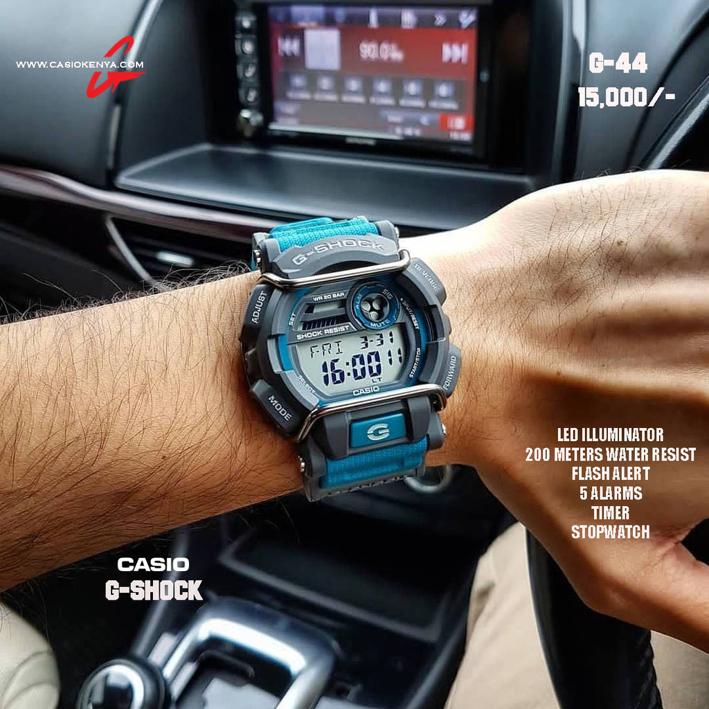 Casio G-SHOCK for Men G 44