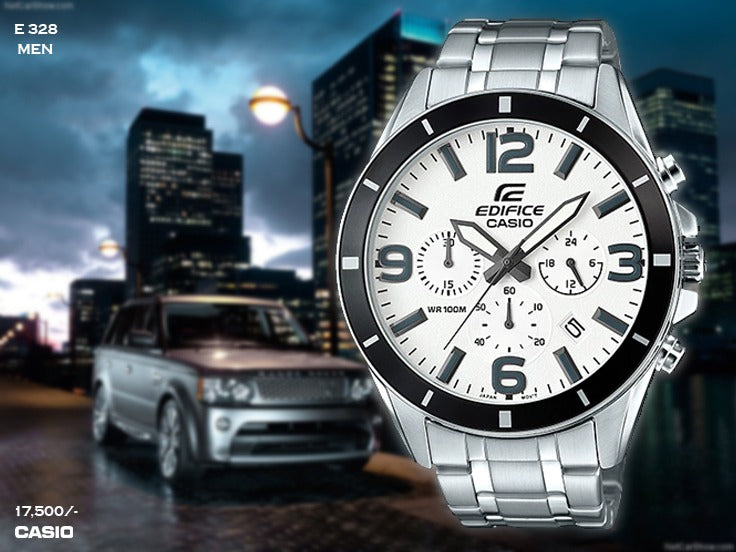 Casio Edifice for Men E 328