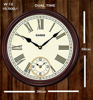 Casio Wallclock W 13