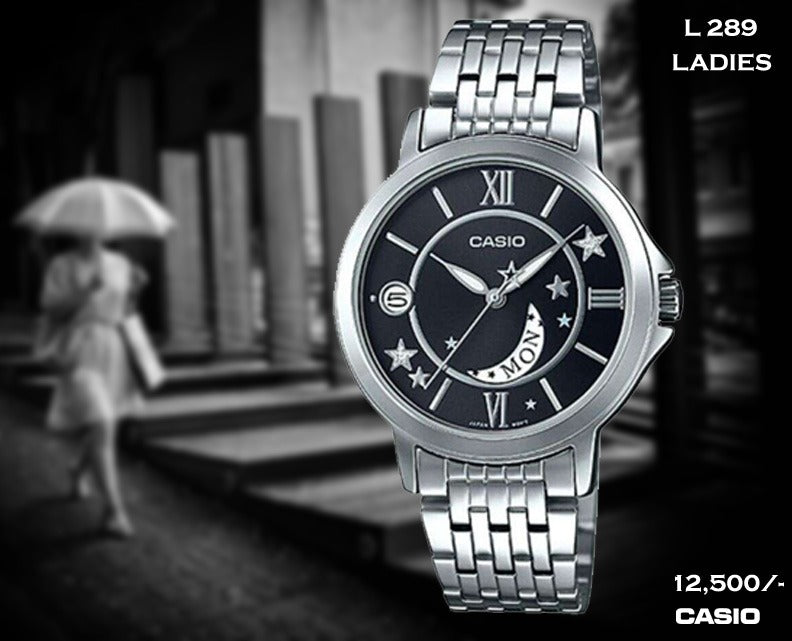A Casio Ladies Exclusive L 289