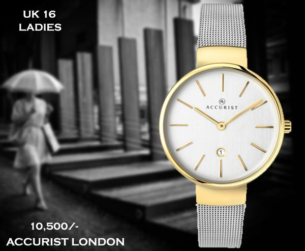 Accurist Exclusive Ladies Timepiece UK 16