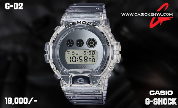 Casio G-SHOCK for Men G 02