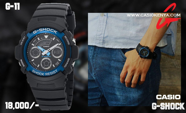 Casio G-SHOCK for Men G 11