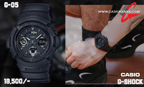 Casio G-SHOCK for Men G 05