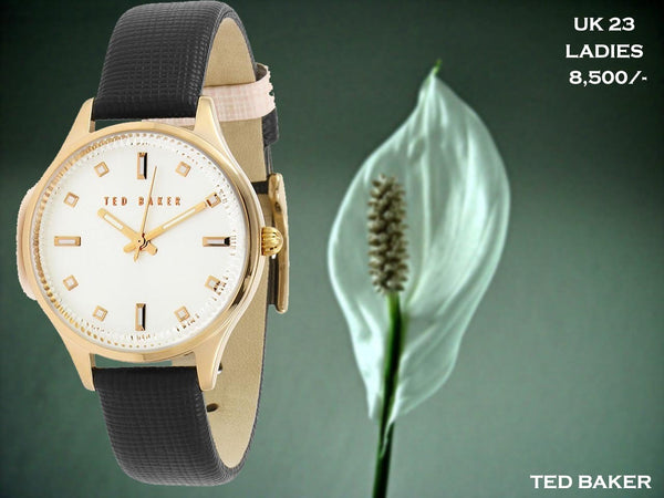 Ted Baker Exclusive Ladies Timepiece UK 23