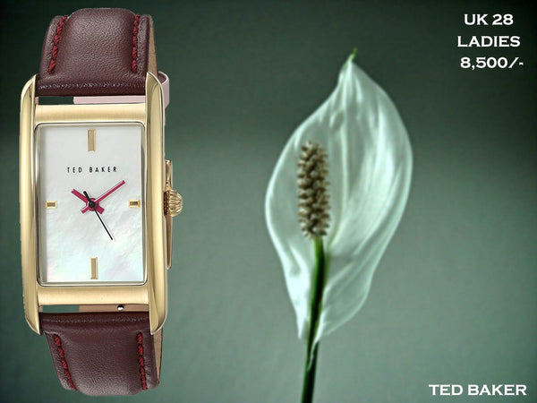 Ted Baker Exclusive Ladies Timepiece UK 28