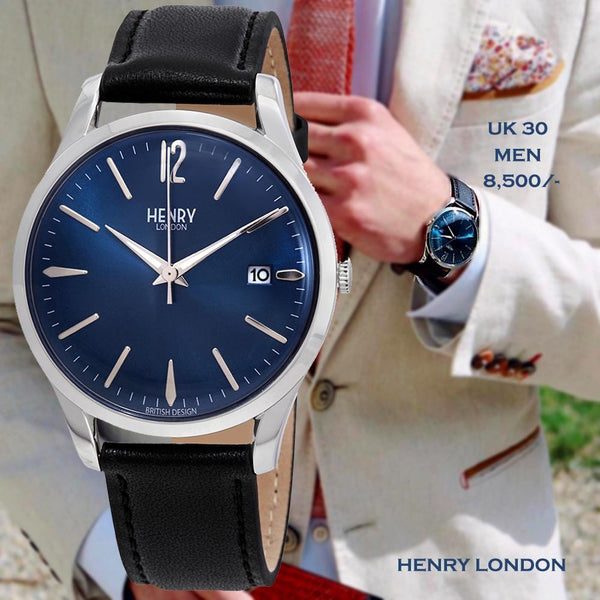 Henry London Exclusive Men Timepiece UK 30