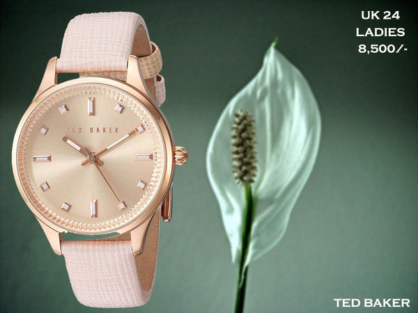 Ted Baker Exclusive Ladies Timepiece UK 24
