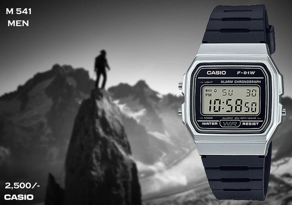 Casio F91 Series M 541