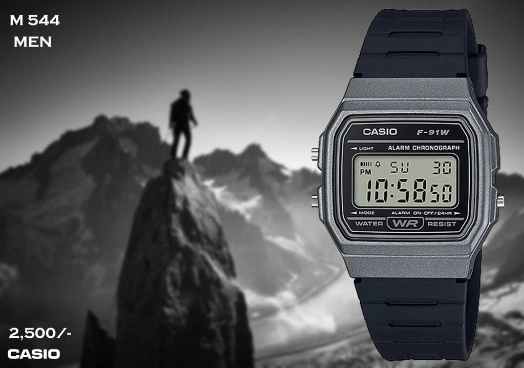 Casio F91 Series M 544