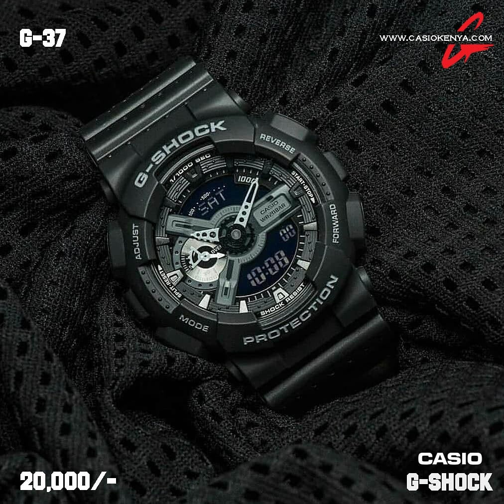 Casio G-SHOCK for Men G 37