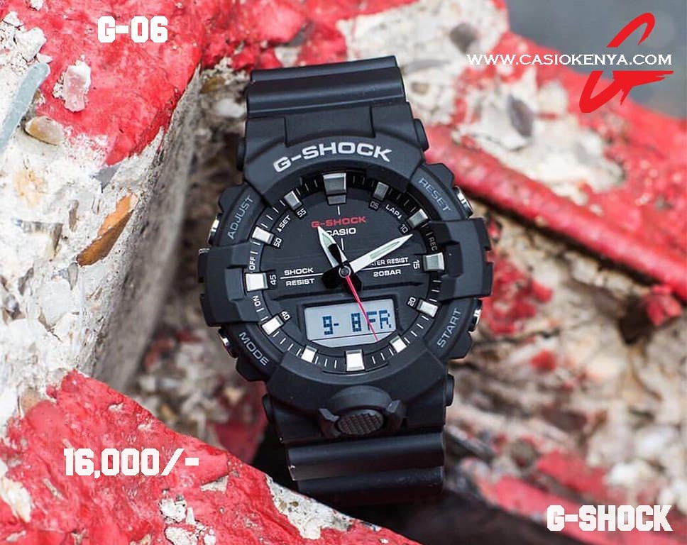 Casio G-SHOCK for Men G 06