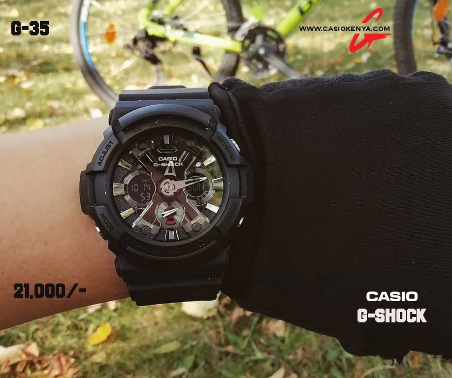 Casio G-SHOCK for Men G 35