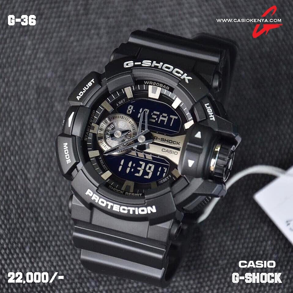 Casio G-SHOCK for Men G 36
