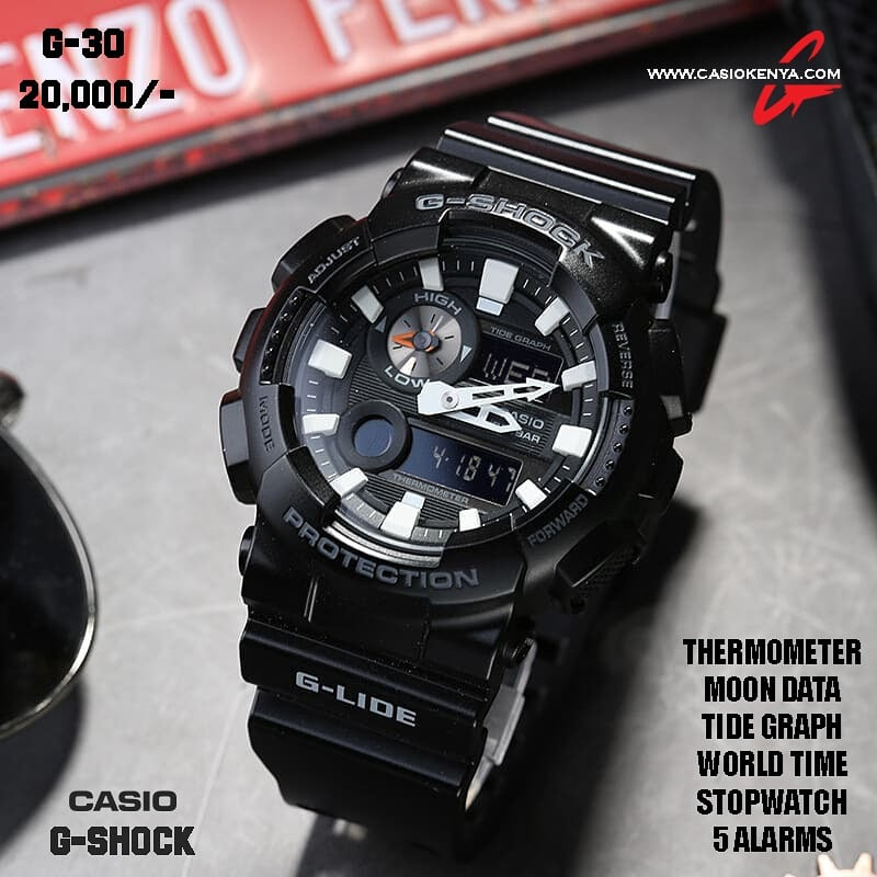 Casio G-SHOCK for Men G 30