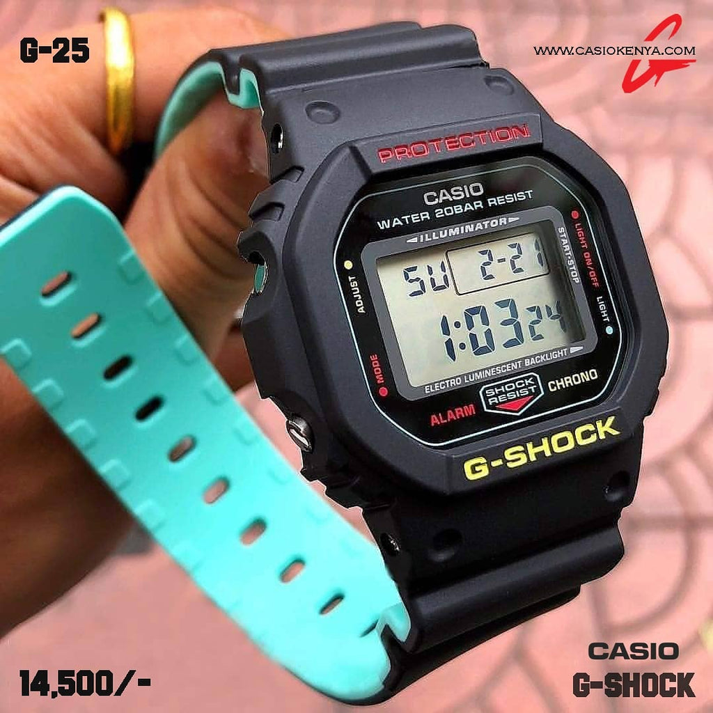 Casio G-SHOCK for Men G 25