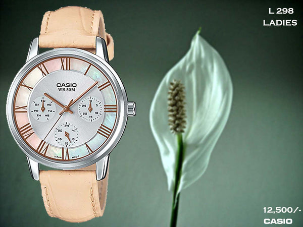 A Casio Ladies Exclusive L 298
