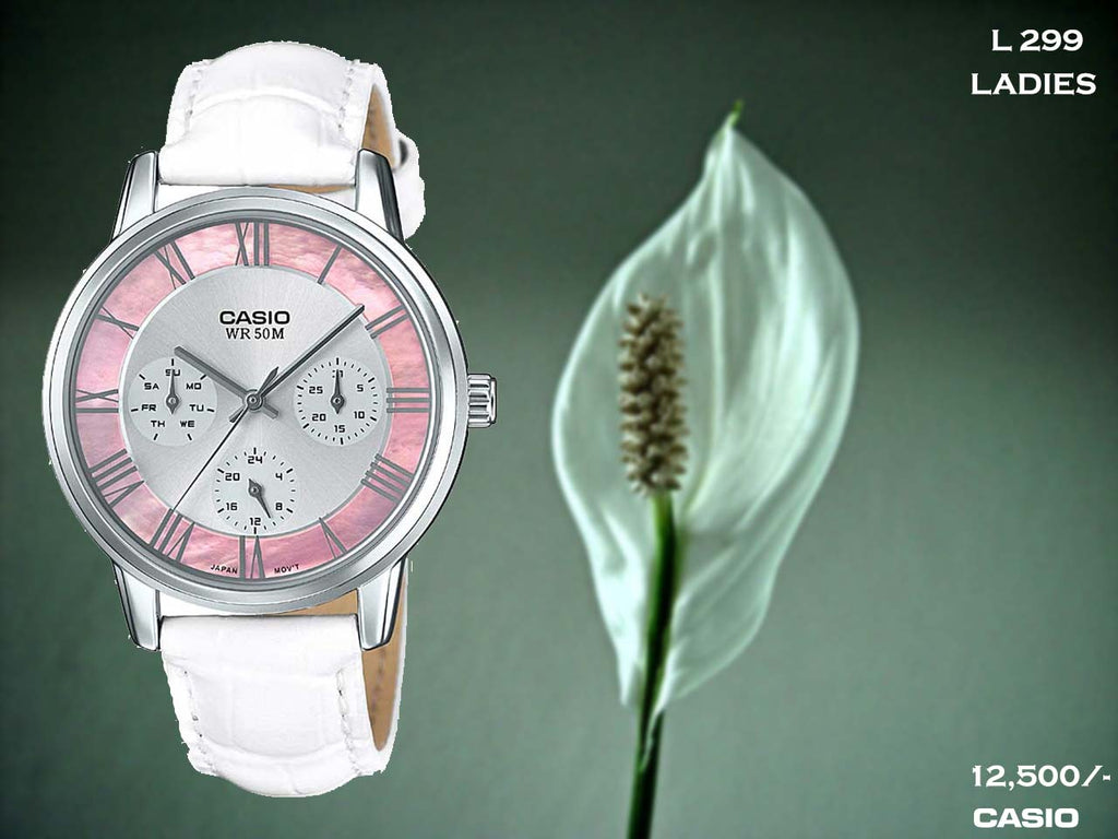 A Casio Ladies Exclusive L 299