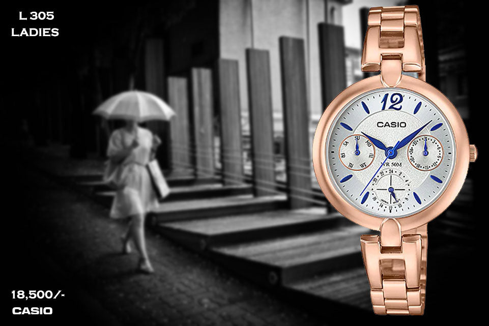 A Casio Ladies Exclusive L 305