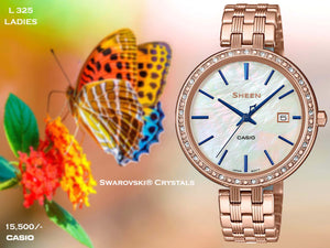 Casio  Exclusive Ladies Sheen Series L 325