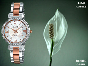 Casio Exclusive Ladies L 341