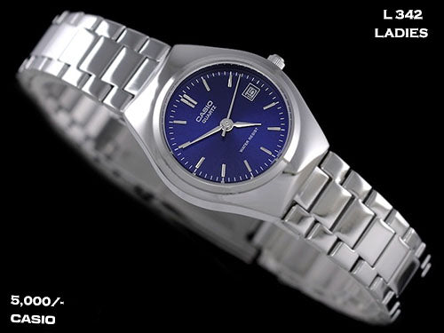 Casio Ladies Timepiece L 342