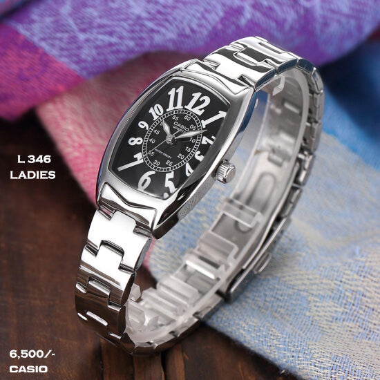 Casio Ladies Timepiece L 346