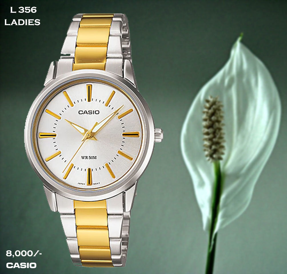 Casio Ladies Timepiece L 356