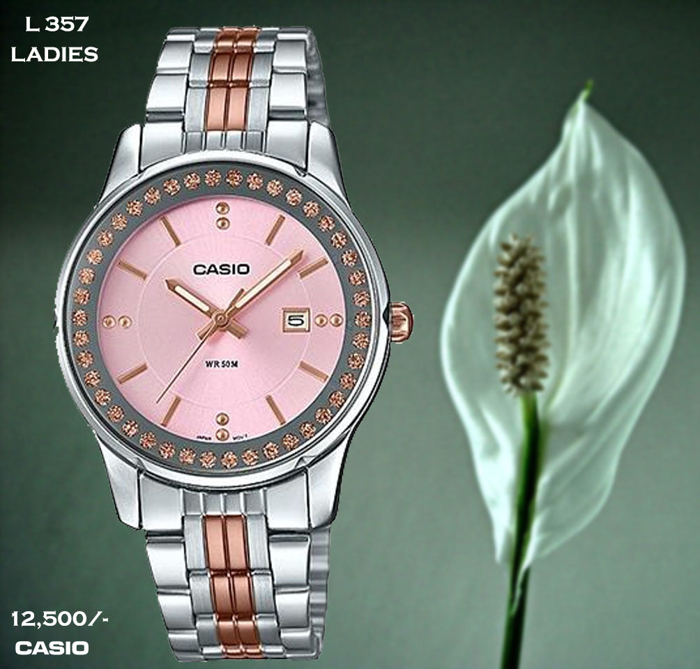 Casio Ladies Timepiece L 357