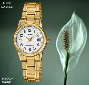 Casio Ladies Timepiece L 363