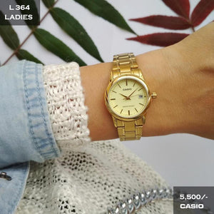 Casio Ladies Timepiece L 364