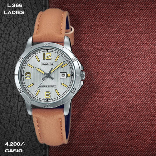 Casio Ladies Timepiece L 366