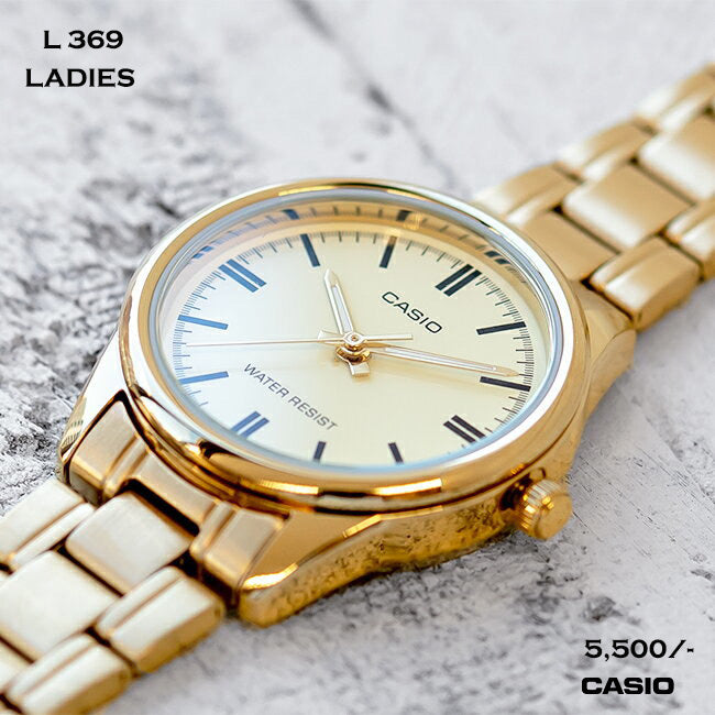Casio Ladies Timepiece L 369
