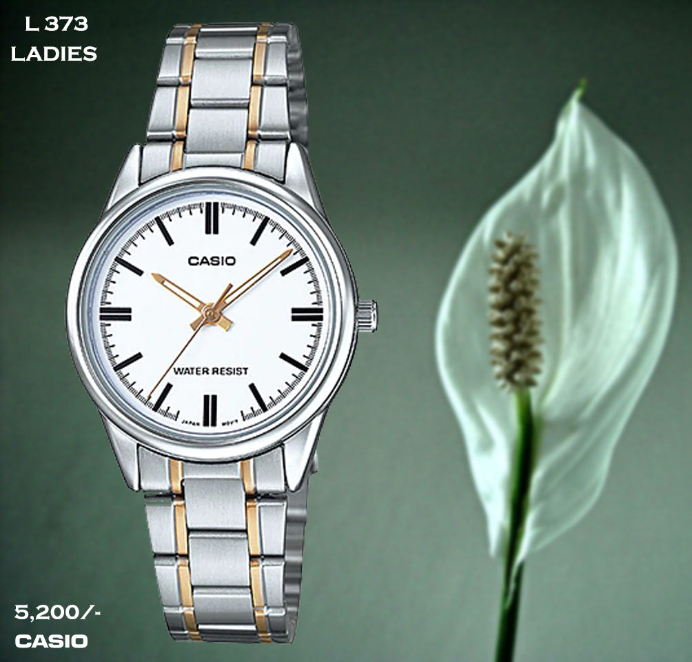 Casio Ladies Timepiece L 373