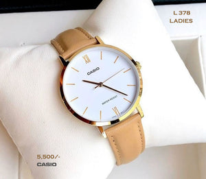 Casio Ladies Timepiece L 378