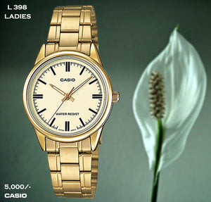 Casio Ladies Enticer Series L 398