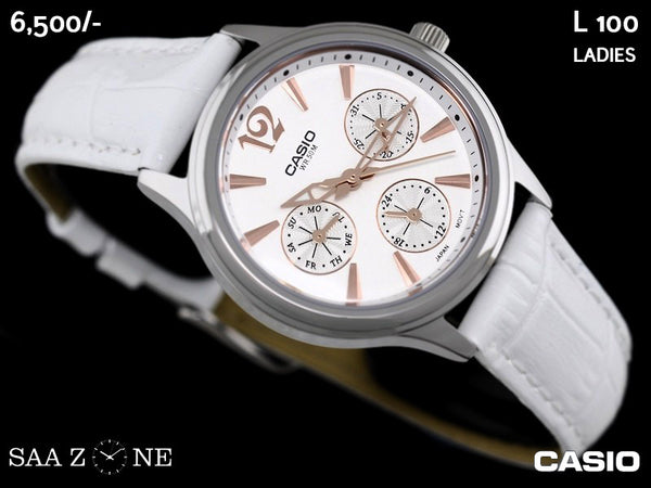 Casio Ladies Exclusive L 100