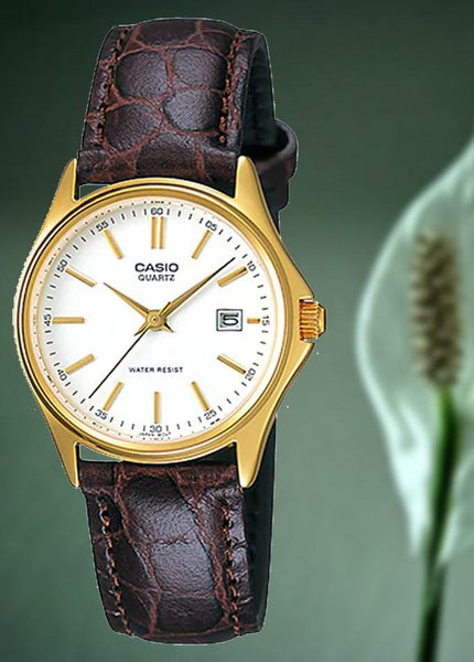 Casio Ladies Leather Belt L 146