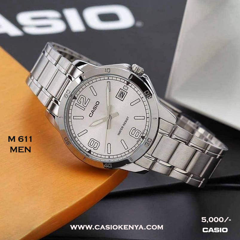 Casio Enticer Timepiece for Men M 611