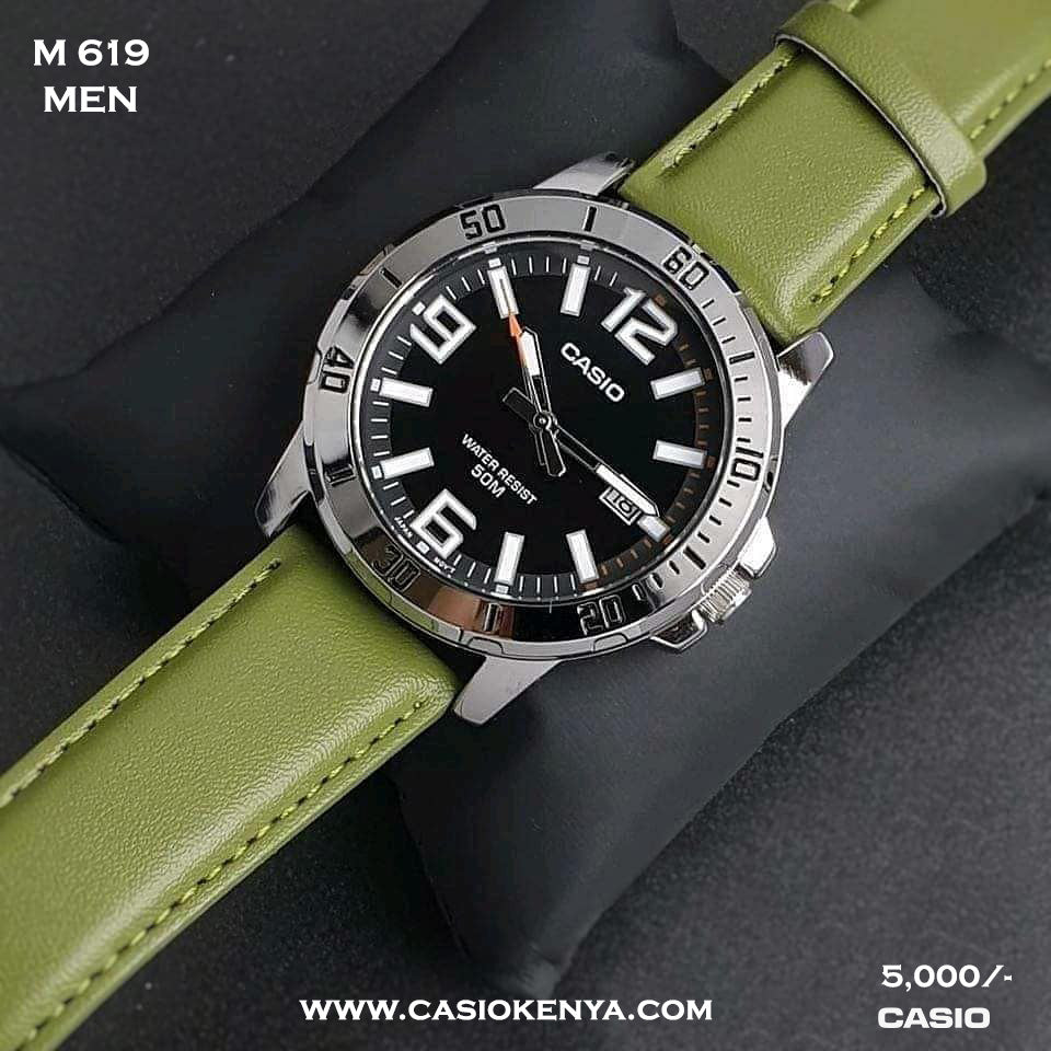 Casio Enticer Timepiece for Men M 619