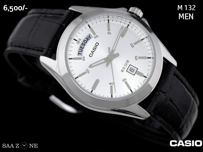 Casio Exclusive Leather for Men M 132