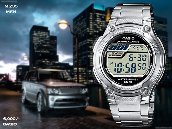 Casio Digital Timepiece M 235