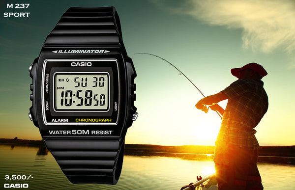 Casio Digital Timepiece M 237