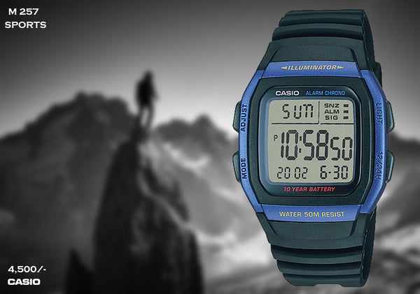 Casio Sport for Men M 257