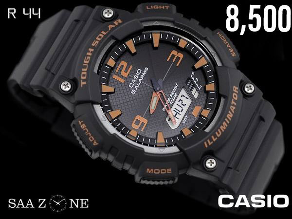 Casio Solar Powered Timepiece R 44