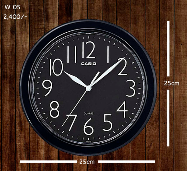 Casio Wallclock W 05