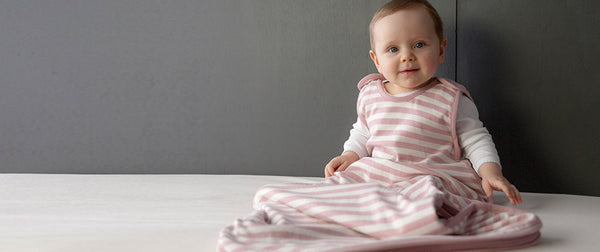 WOOLBABE  BABY 'DUVET' SLEEPING BAG