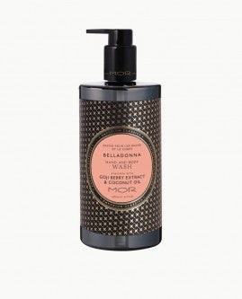 MOR EMPORIUM BELLADONNA HAND & BODY WASH